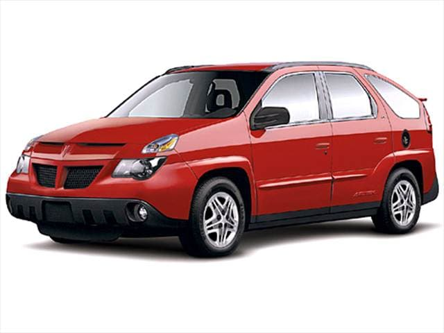 Most Fuel Efficient Crossovers of 2005