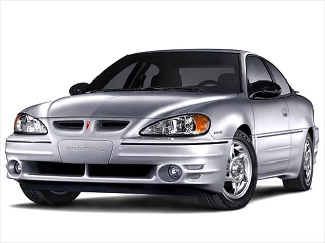 Most Popular Coupes of 2005 - 2005 Pontiac Grand Am