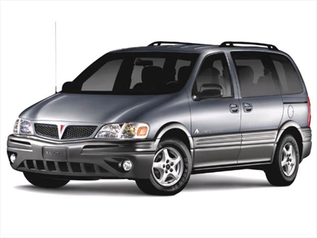 Most Popular Vans/Minivans of 2005 - 2005 Pontiac Montana