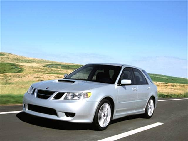 Top Consumer Rated Wagons of 2005 - 2005 Saab 9-2X