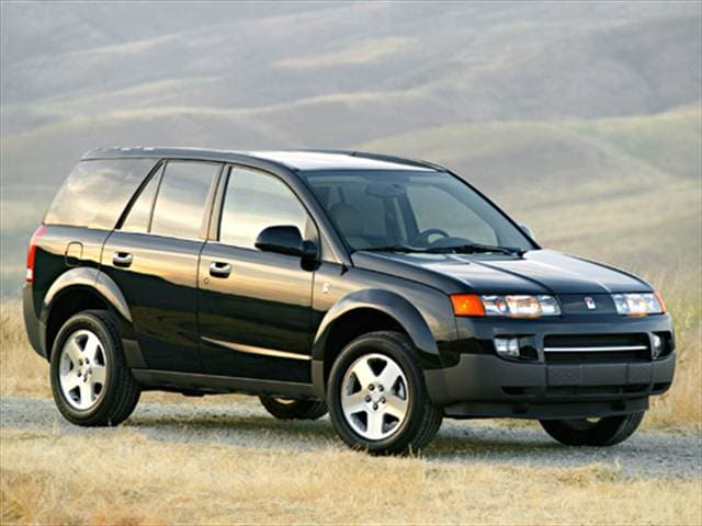 Most Popular SUVs of 2005 - 2005 Saturn VUE
