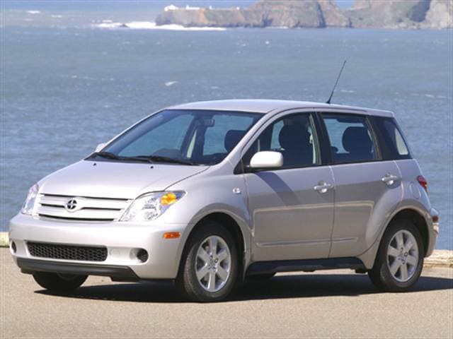 Most Fuel Efficient Sedans of 2005 - 2005 Scion xA