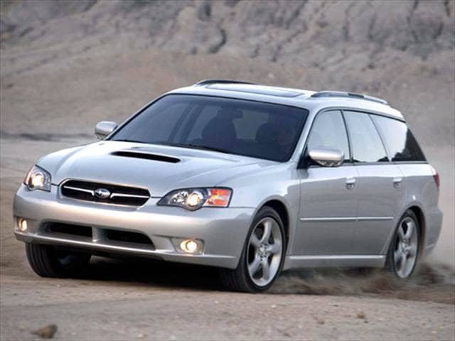 Used 2005 Subaru Legacy 2 5i Wagon 4d Pricing