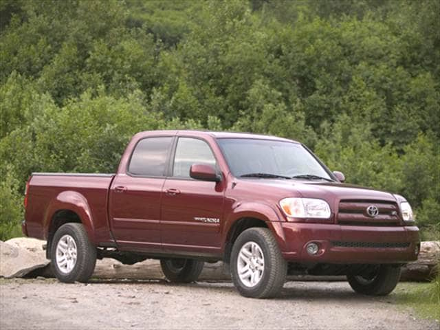 Top Consumer Rated Trucks of 2005 - 2005 Toyota Tundra Double Cab