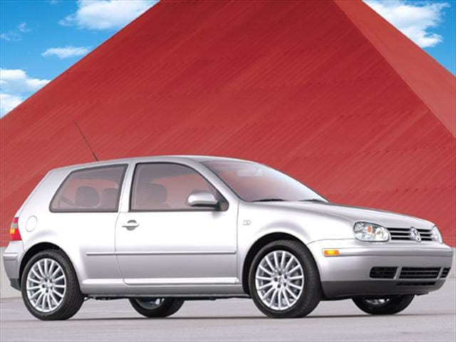 Highest Horsepower Hatchbacks of 2005 - 2005 Volkswagen GTI