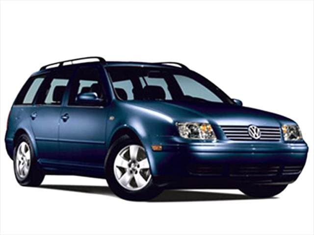 Most Fuel Efficient Wagons of 2005 - 2005 Volkswagen Jetta