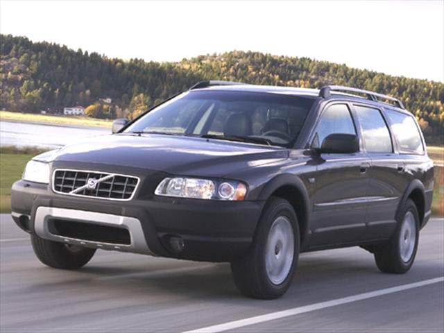 Top Consumer Rated Wagons of 2005