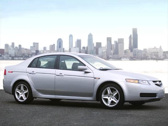 Most Popular Luxury Vehicles of 2006 - 2006 Acura TL