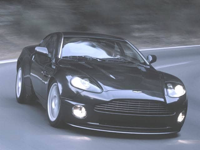 Top Consumer Rated Coupes of 2006 - 2006 Aston Martin Vanquish S