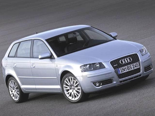 Top Consumer Rated Wagons of 2006 - 2006 Audi A3