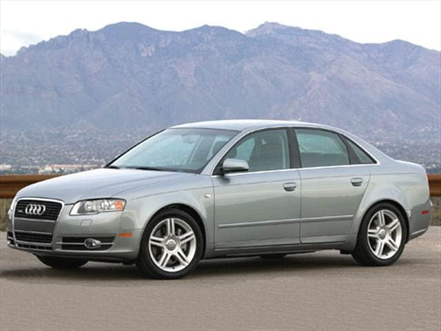 Most Fuel Efficient Luxury Vehicles of 2006 - 2006 Audi A4
