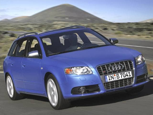 Top Consumer Rated Wagons of 2006 - 2006 Audi S4