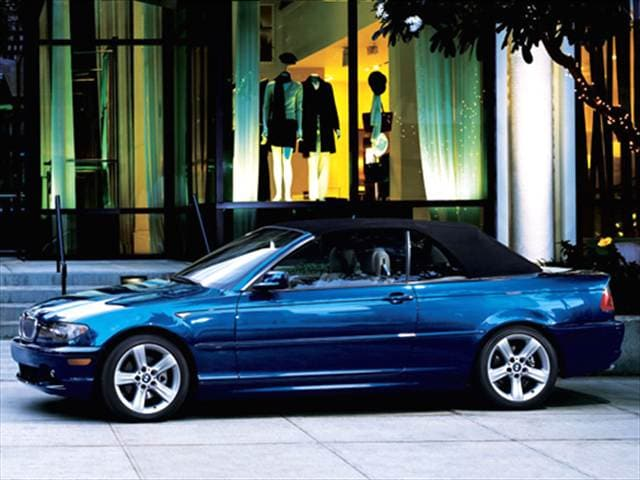 Most Popular Convertibles of 2006 - 2006 BMW 3 Series