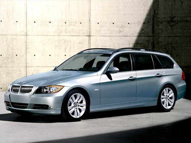 Top Consumer Rated Wagons of 2006 - 2006 BMW 3 Series
