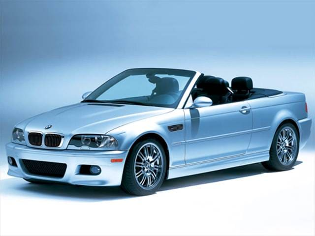 Top Consumer Rated Convertibles of 2006 - 2006 BMW M3