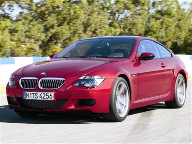 Top Consumer Rated Luxury Vehicles of 2006 - 2006 BMW M6