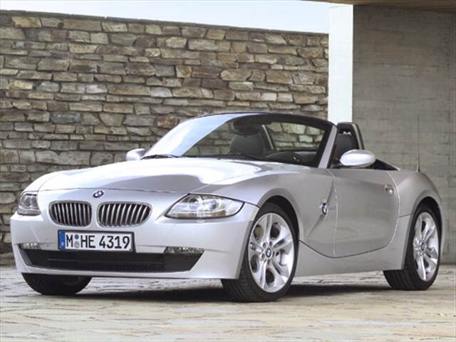 Most Fuel Efficient Convertibles of 2006 - 2006 BMW Z4