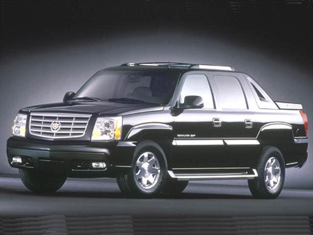 Highest Horsepower SUVs of 2006 - 2006 Cadillac Escalade EXT
