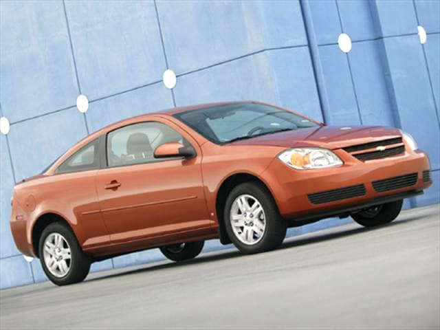 2006 Chevrolet Cobalt Pricing Reviews Ratings Kelley