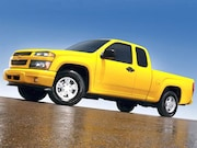 2006-Chevrolet-Colorado Extended Cab
