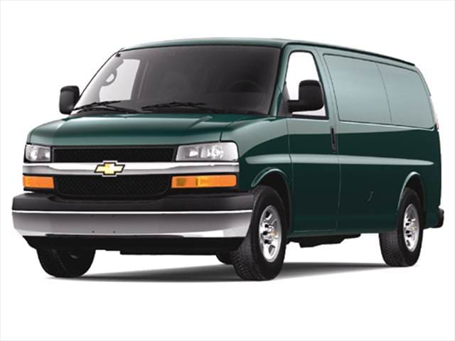 Used 2006 Chevrolet Express 1500 Cargo Van 3d Pricing