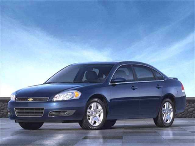 2006 Chevrolet Impala LS Sedan 4D Used Car Prices | Kelley ...