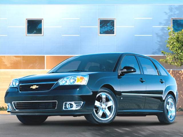 Most Popular Hatchbacks of 2006 - 2006 Chevrolet Malibu