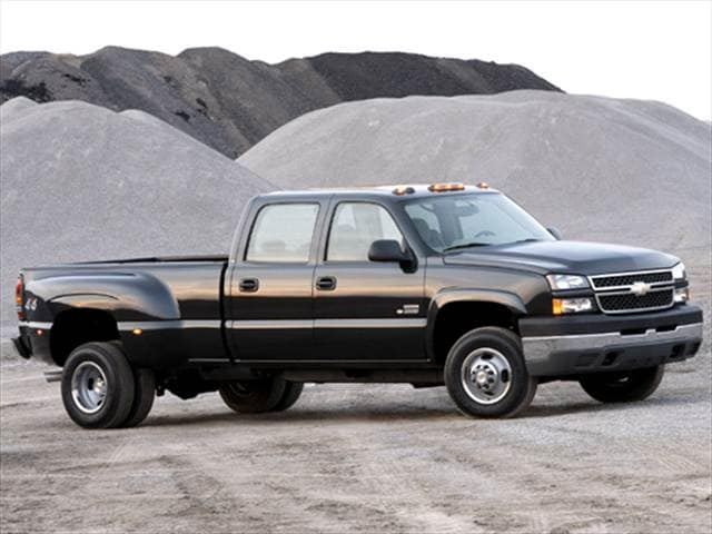 Top Consumer Rated Trucks of 2006 - 2006 Chevrolet Silverado 3500 Crew Cab