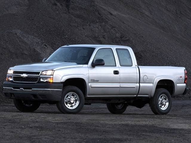 Top Consumer Rated Trucks of 2006 - 2006 Chevrolet Silverado 3500 Extended Cab