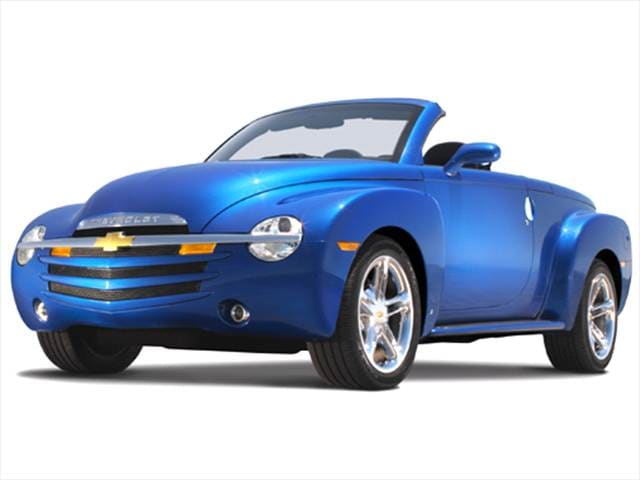 Highest Horsepower Trucks of 2006 - 2006 Chevrolet SSR