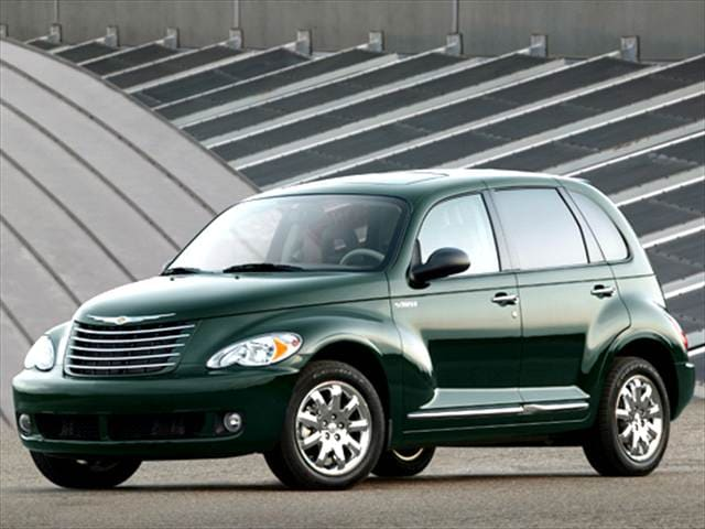 Most Popular Wagons of 2006 - 2006 Chrysler PT Cruiser