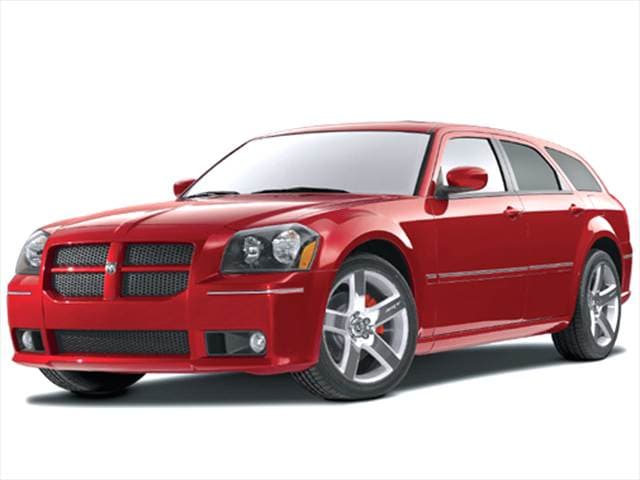 Highest Horsepower Wagons of 2006 - 2006 Dodge Magnum