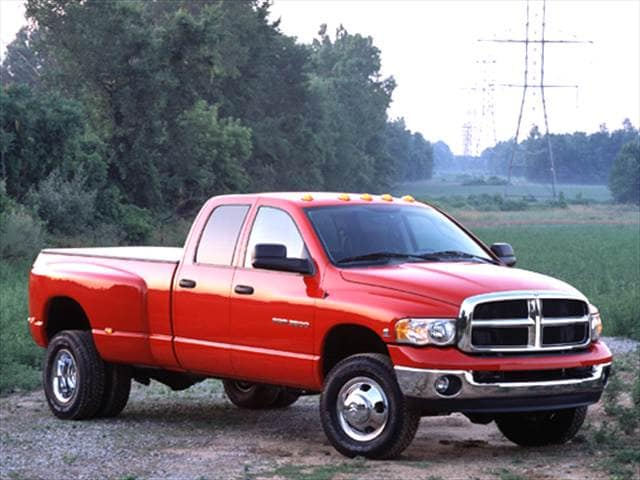 Most Popular Trucks of 2006 - 2006 Dodge Ram 3500 Mega Cab