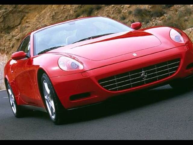 Highest Horsepower Coupes of 2006 - 2006 Ferrari 612 Scaglietti
