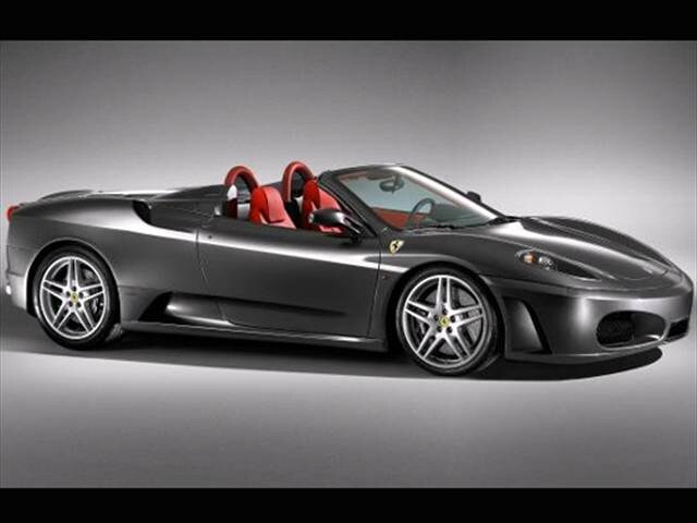 Highest Horsepower Convertibles of 2006 - 2006 Ferrari F430