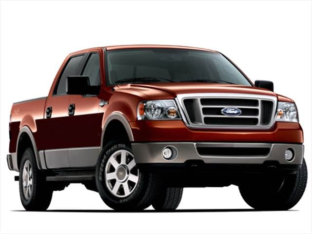 Most Popular Trucks of 2006 - 2006 Ford F150 SuperCrew Cab