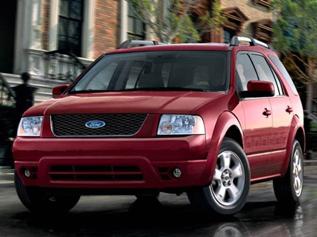 Most Fuel Efficient Crossovers of 2006 - 2006 Ford Freestyle