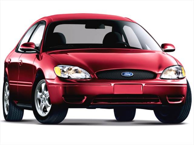 Most Popular Sedans of 2006 - 2006 Ford Taurus