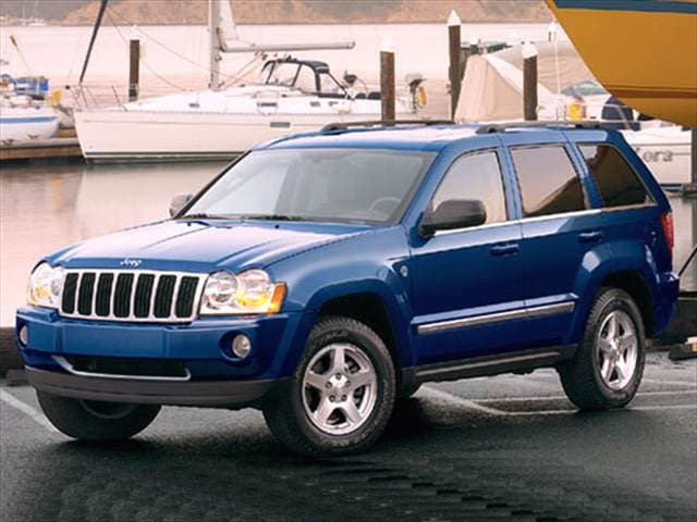 2006 Jeep Laredo >> Used 2006 Jeep Grand Cherokee Limited Sport Utility 4d