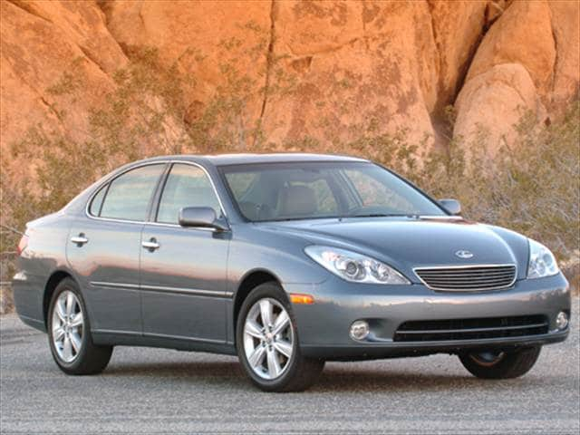 Top Consumer Rated Sedans of 2006 - 2006 Lexus ES