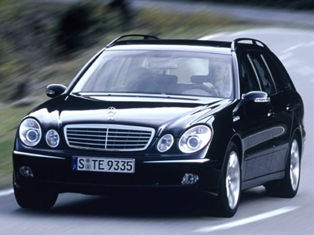 Top Consumer Rated Wagons of 2006 - 2006 Mercedes-Benz E-Class