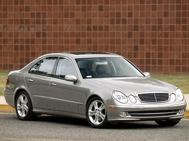 2006 mercedes benz e class e 500 sedan 4d used car prices. Black Bedroom Furniture Sets. Home Design Ideas
