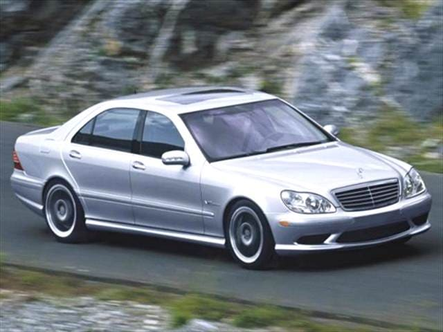 Highest Horsepower Sedans of 2006 - 2006 Mercedes-Benz S-Class