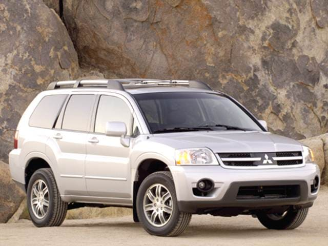 Top Consumer Rated Crossovers of 2006 - 2006 Mitsubishi Endeavor