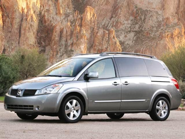 2006 nissan quest minivan 4d used car prices | kelley blue book