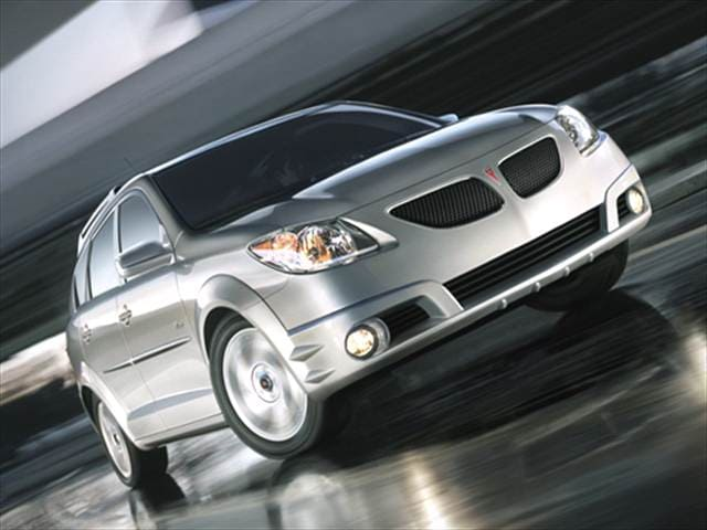 Most Fuel Efficient Hatchbacks of 2006 - 2006 Pontiac Vibe