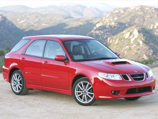 Top Consumer Rated Wagons of 2006 - 2006 Saab 9-2X
