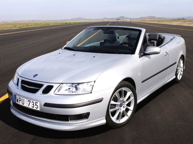 Most Popular Convertibles of 2006 - 2006 Saab 9-3