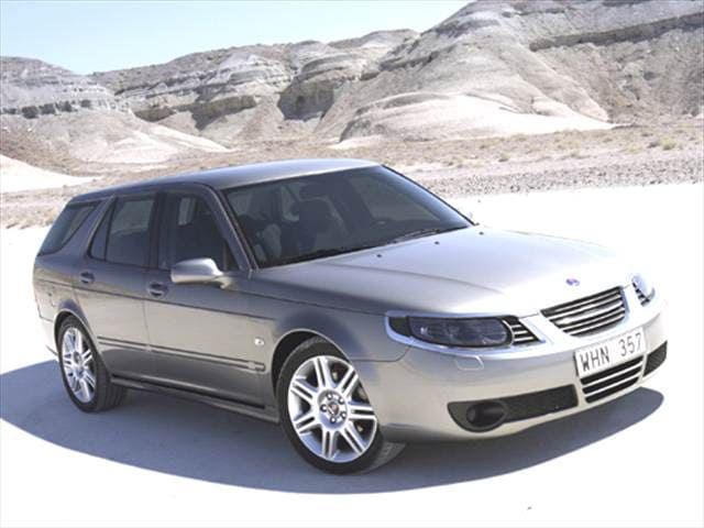 Highest Horsepower Wagons of 2006 - 2006 Saab 9-5