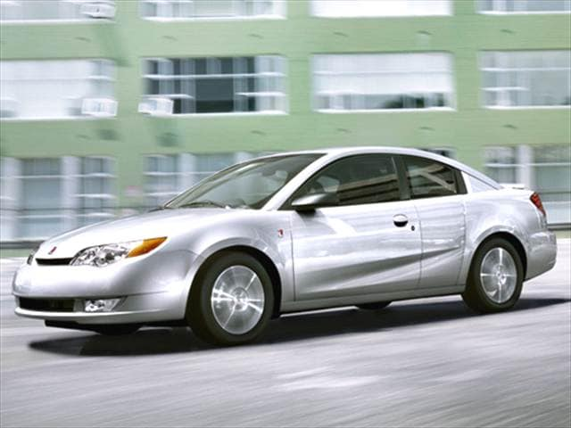 Most Fuel Efficient Coupes of 2006 - 2006 Saturn Ion